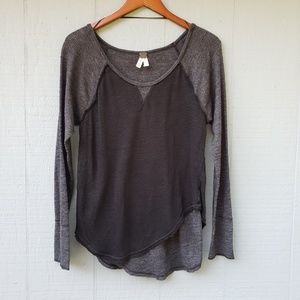 We the Free People Asymmetric Thermal Top Large